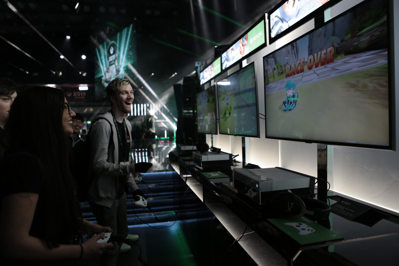 [KartRider_ Drift] Game Demos